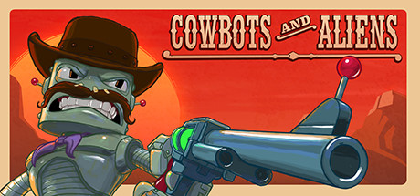 cowbots and aliens shooter