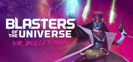 blasters of the universe vr bullet hell